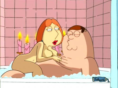 Turns out? family guy lois naked